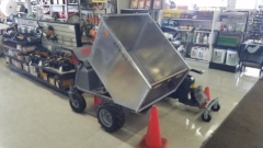 Used Equipment Sales 9 CF Electric Concrete Buggy in Minneapolis MN