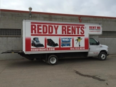 Used Equipment Sales 16  Liftgate Truck in Minneapolis MN